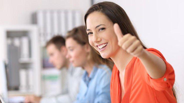 Die Zufriedenheit im Job stagniert seit vielen Jahren kontinuierlich auf niedrigem Niveau. Doch es gibt Wege raus aus dem Berufsfrust.