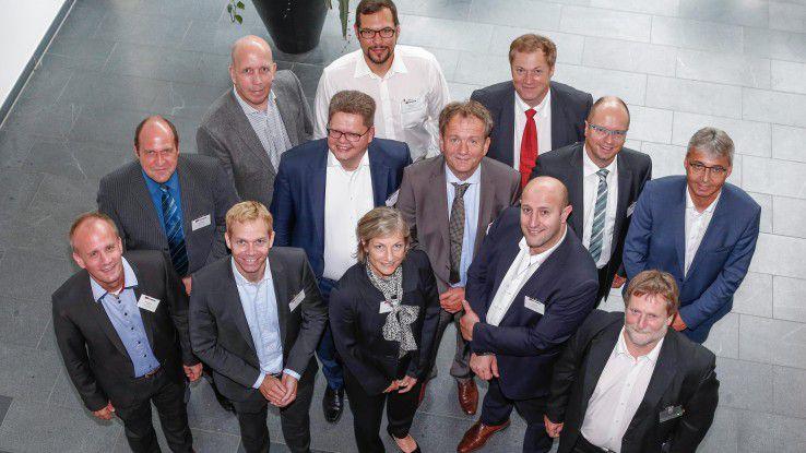 Engagiert und kontrovers diskutierten die Teilnehmer am COMPUTERWOCHE-Round-Table das Thema IoT un der Produktion.