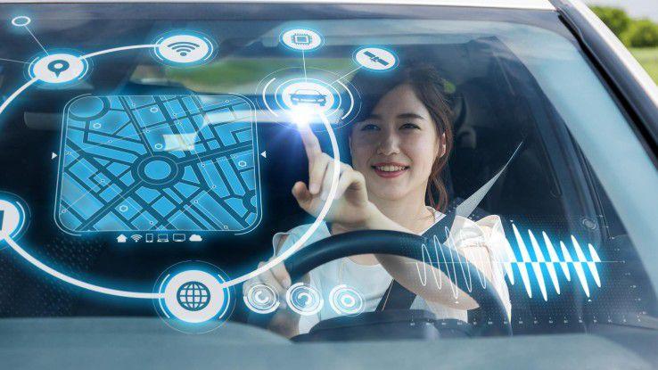 Ein Knackpunkt beim autonomen Fahren sind die Human-to-Machine Interfaces.