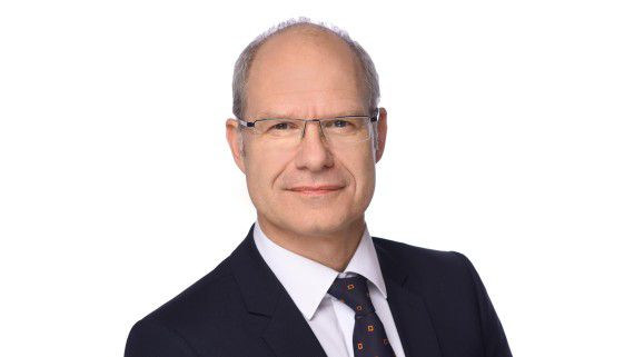 Dr. Olaf Frank - Foto: Munich Re