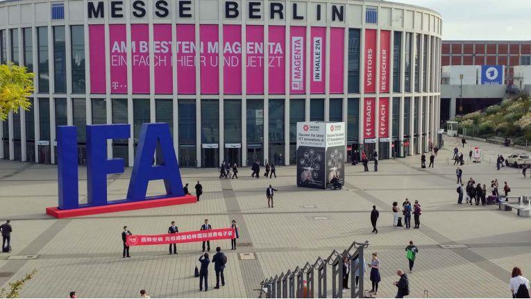 1805 Aussteller zeigten auf der IFA 2017 ihre Produkte.