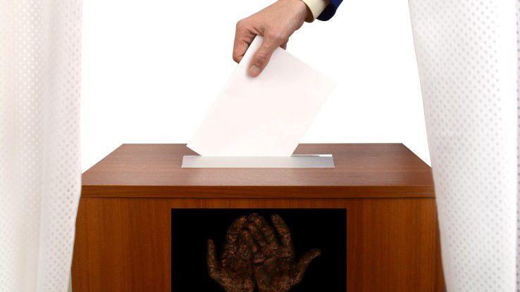 Wir zeigen Ihnen die größten Wahlhacks der letzten Jahre.