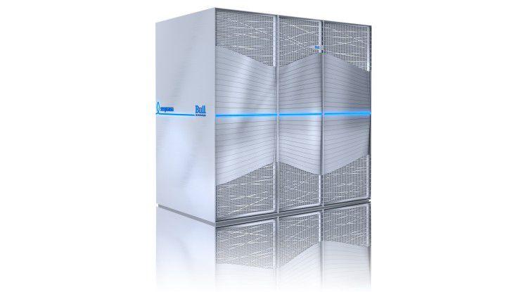 Die Big-Data-Analysen im SOC basieren auf Supercomputern von Bull