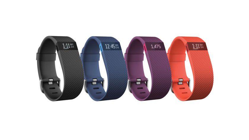 Ein Fitness-Tracker wie der Fitbit Charge HR ermittelt nicht nur Kalorien, sondern auch Ihre Herzfrequenz.