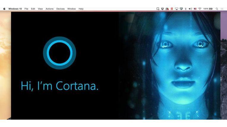 Cortana kommt früher auf den Mac als Siri