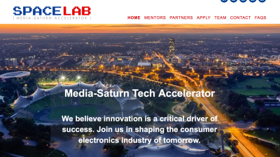 Accelerator-Programm Spacelab: Media-Saturn sucht neue Start-up-Ideen - Foto: Media-Saturn