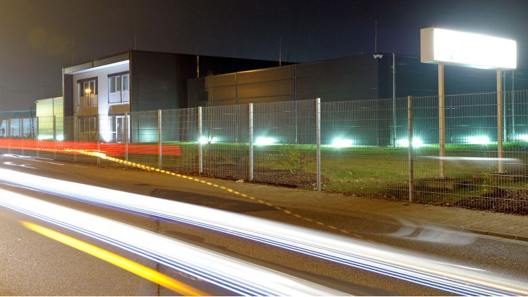 Das TÜV-geprüfte Rechenzentrum der PfalzKom   MAnet steht in Mutterstadt und wird von der Technogroup in Sachen IT gewartet.