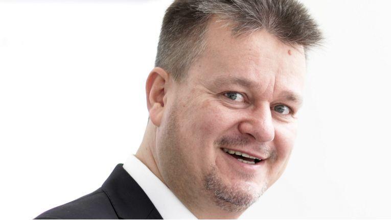 Jürgen Gut, geschäftsführender Gesellschafter der IT-On.NET Süd sowie ehemaliger Tepcon Geschäftsführer, freut sich über den Zuwachs von Kunden und Personal.