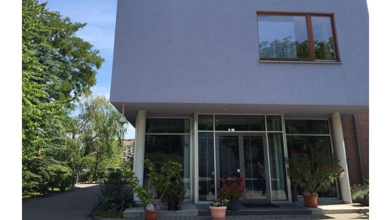 Gebäude der pit - cup GmbH