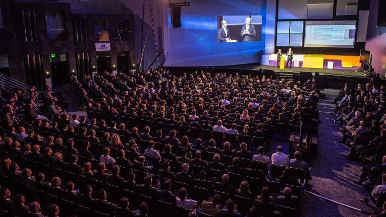 Die Keynote auf der Deutschen Partnerkonferenz von Microsoft 2015 in Bremen hielt der Mittelstandschef Floris van Heijst.
