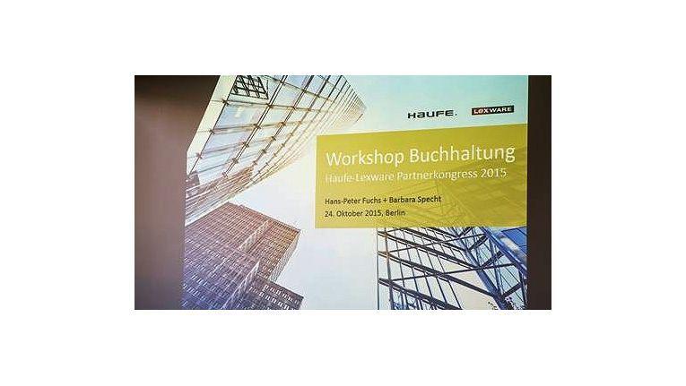 In Workshops und Vorträgen erfuhren die Händler Details zu aktuellen Lösungen und zur Vertriebsstrategie des Herstellers.