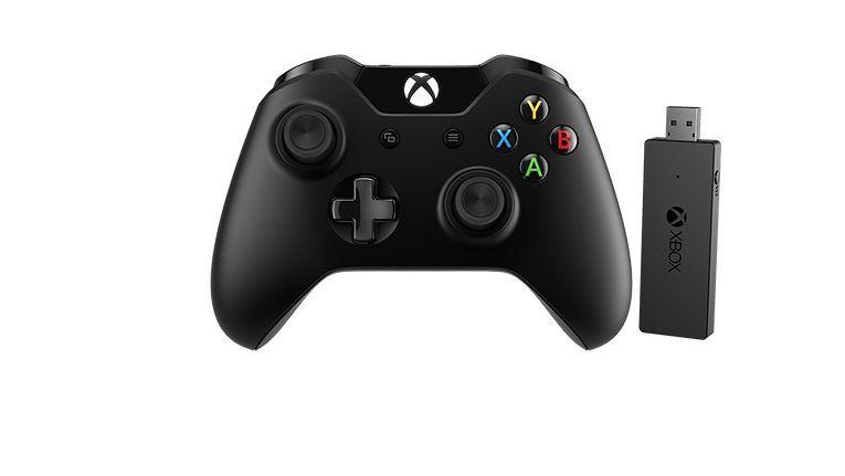 Microsoft Xbox Controller & Adapter: Für Gaming-Vergnügen auf Basis von Windows 10.