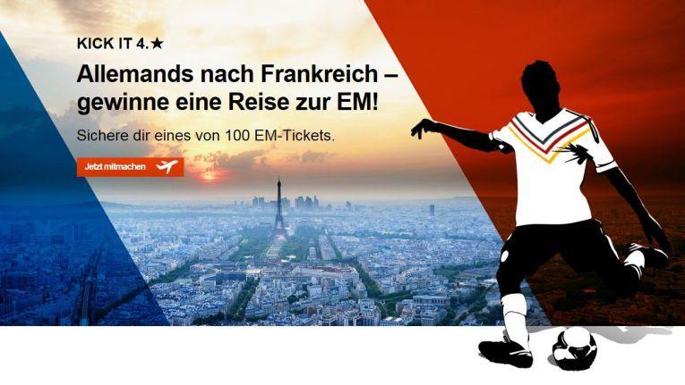 Distributor Also hält 20 Karten für seine erfolgreichsten Microsoft Cloud-Partner zum Besuch der EM 2016 nach Frankreich bereit.