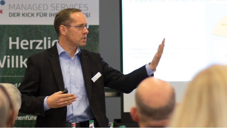 Andreas Asel, Product Manager Business Printing der Epson Deutschland GmbH
