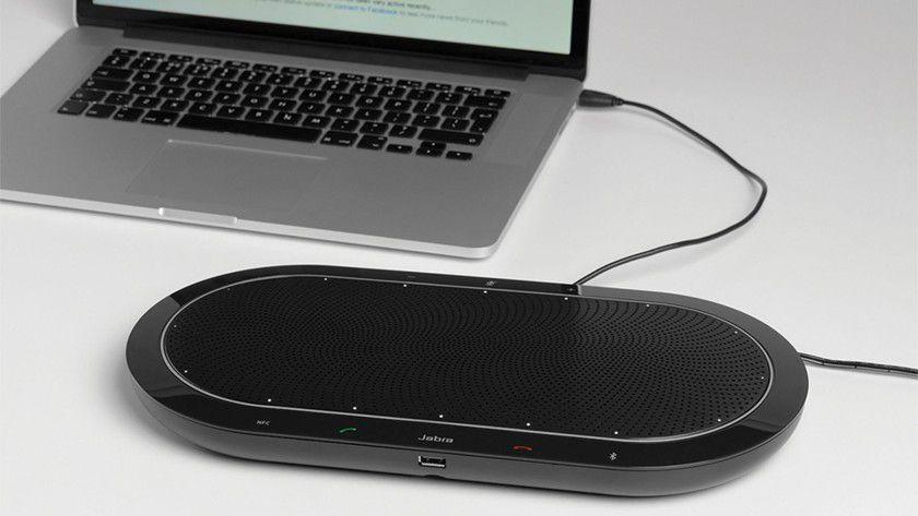 Im Jabra Speak 810 sieht der Hersteller eine Alternative zu klassischen Hardware für Telefonkonferenzen.