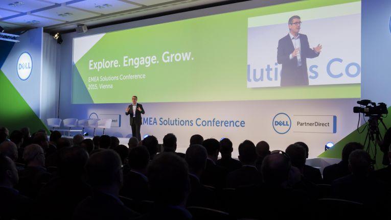 Dell-Partner sind sich sicher über die Themen für 2016. Der wirtschaftliche Erfolg könnte ihnen recht geben. Quelle: Dell