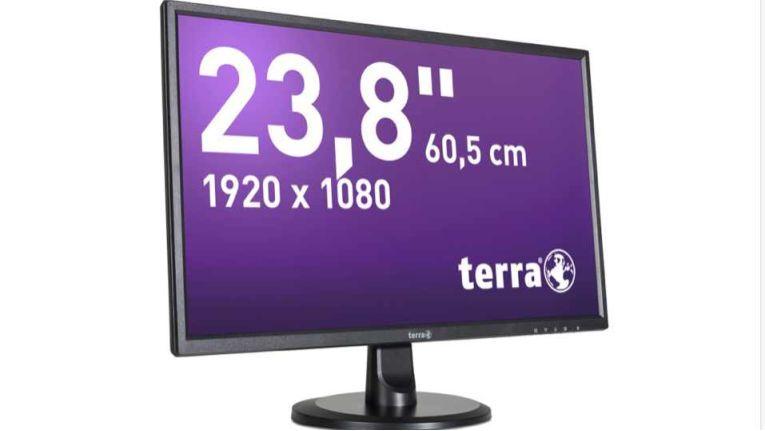 Wortmann Terra LED 2446W: ADS-Technologie für stabilere Bilder.