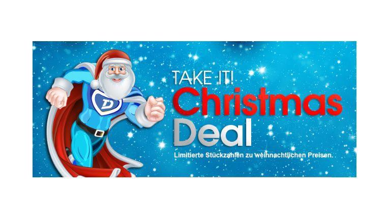 Vom 14. Dezember bis einschließlich 18. Dezember 2015 lockt Distributor Tech Data mit ganz besonders günstigen Schnäppchen von Dell, Intel, Lenovo, Samsung, Philips und Dicota. Was genau wird noch nicht verraten.