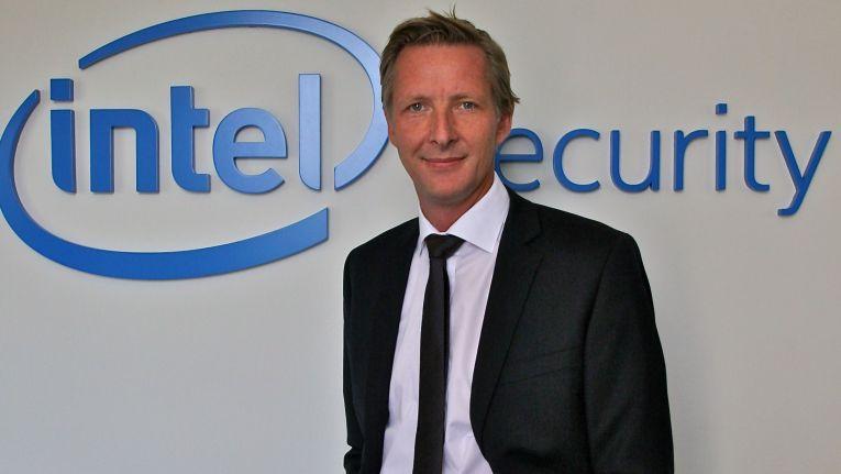 """Sascha Plathe, bei Intel Security für das Partnergeschäft in der DACH-Region verantwortlich: """"Techniker sind häufig auch die Verkäufer."""""""