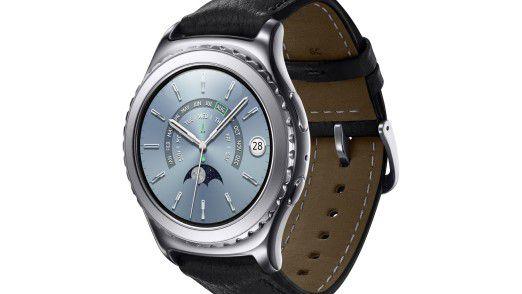 Samsung arbeitet angeblich an iOS-Unterstützung für seine Smartwatch Gear S2.