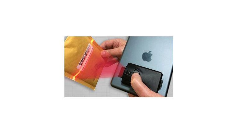 Es fehlt noch ein Barcodescanner am Smartphone oder Tablet? Kein Problem, sagt IME, mit den 1D- oder 2D-Scannern der Serie 8 von Socket Mobile.