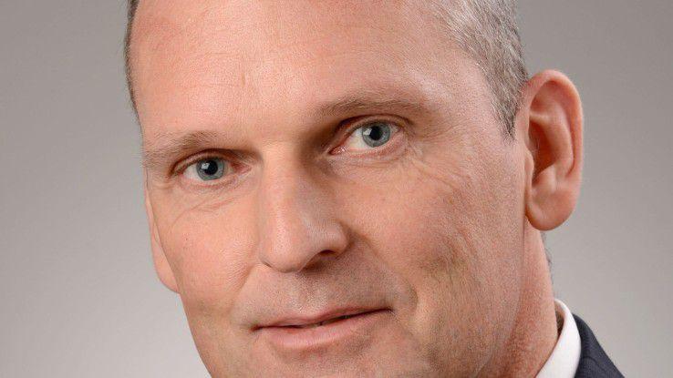 Peter Kleimeier, Leiter New Business bei der Telekom Deutschland