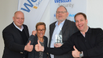 Best Performing Security Distributor DACH: HP Enterprise prämiert Westcon für 2015 - Foto: Westcon