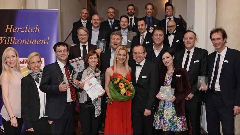 Das sind die Gewinner der Channel Excellence Awards 2016.
