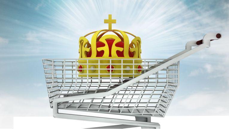 Um einen Kunden im Onlineshop zum König zu machen, sollte man seine Bedürfnisse kennen.