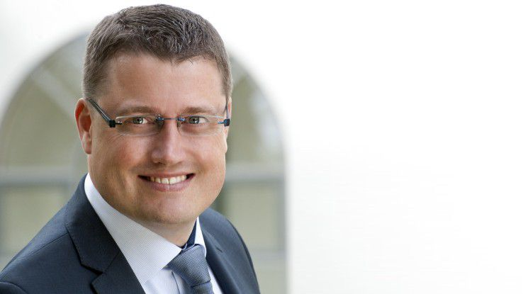 Carsten Pavlovits, Director Cloud Solutions Competence Center bei Cancom