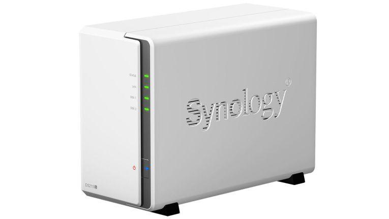 Synology: Viel Storage für wenig Geld.