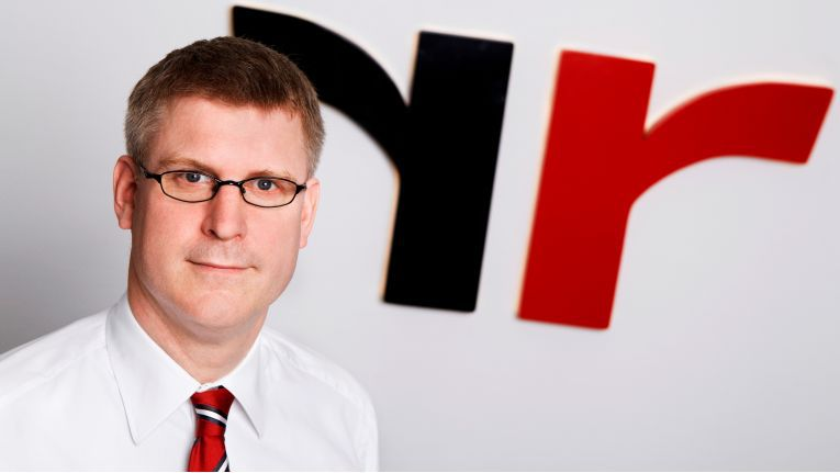 Stephan Leschke, Vorstandsvorsitzender Ferrari Electronic, hat einige Neuheiten im CeBIT-Messegepäck.