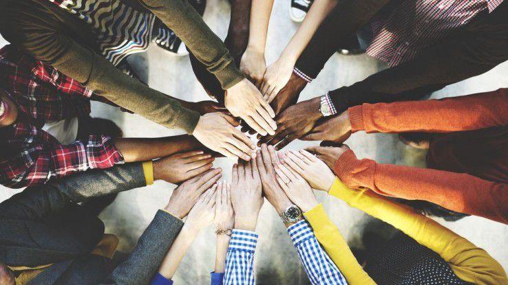 Je bunter desto besser: Teams von Digital Labs sollten so divers wie möglich sein.
