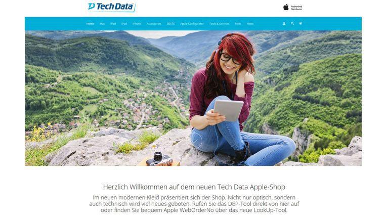 Mit dem neuen Shop und seinen zahlreichen Verbesserungen, hofft Tech Data auf eine Punktlandung bei seinen Vertriebspartnern.