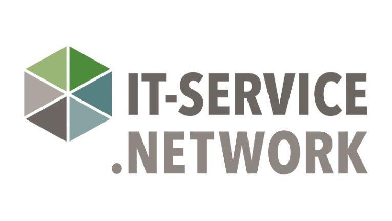 So professionell wie das Logo soll auch das Marketing-Angebot des IT-Service.Network für die angeschlossenen Dienstleister sein
