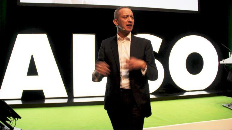 """Gustavo Möller-Hergt, CEO der Also Holding AG: """"Mit unserem neuen Büro in Gent stärken wir jetzt unsere Präsenz in Belgien."""""""