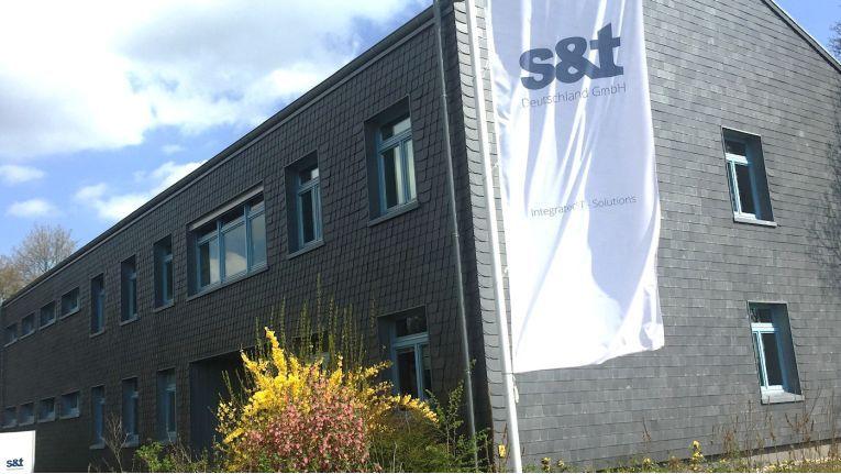 Die S&T Deutschland GmbH in Mendig, hier das Firmengebäude, beschäftigt derzeit 40 Mitarbeiter und ist auf der Suche nach Beteiligungen.