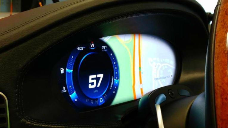Das Auto der Zukunft wird wie ein mobiles Endgerät nutzbar sein.