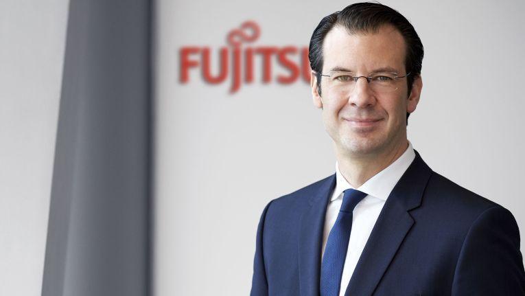 "Dr. Rolf Werner, Head of Central Europe bei Fujitsu: ""Channel verjügt."""
