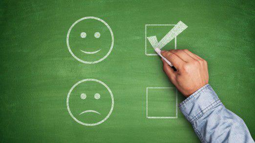 Performance-Management läuft zu starkt nach Schema X, wie viele Manager beklagen.