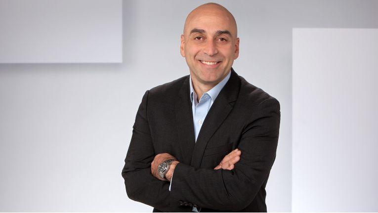 Rick Costanzo, neuer President und General Manager Information Management bei Kodak Alaris, will ''keine Zeit verschwenden und sich auf das Wesentliche konzentrieren''.