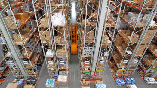 Ähnlich der Logistik beim privaten E-Commerce könnten die Prozesse auch im Unternehmens-Procurement zukünftig weitgehend automatisiert werden.