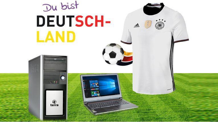 Wer nun einen Terra PC-Business 5060 oder das Terra Mobile 1549 Notebook bei Wortmann bezieht, bekommt das EM-Trikot der deutschen Nationalmannschaft als Geschenk.