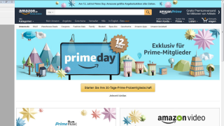 "12. Juli: Amazon kündigt zweiten ""Prime Day"" an - Foto: Amazon"