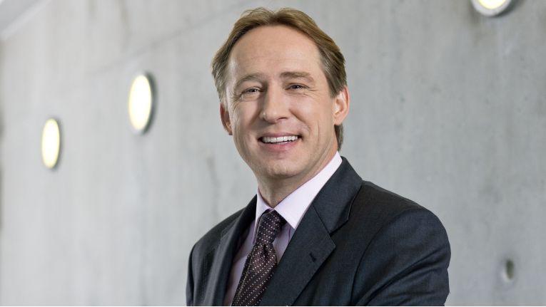 """Rüdiger Rath, CEO der Logicalis Group in Deutschland: """"Wir sehen die IT als Innovationsmotor im Unternehmen."""""""