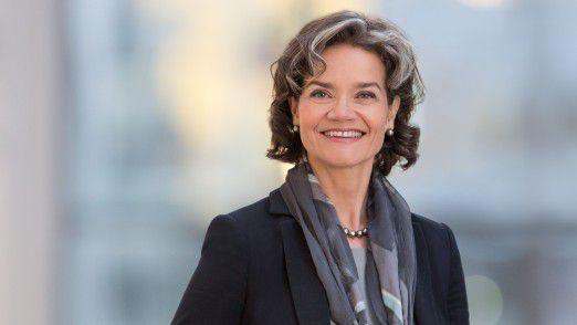 Claudia Nemat leitet den neuen Vorstandsbereich Technologie & Innovation.