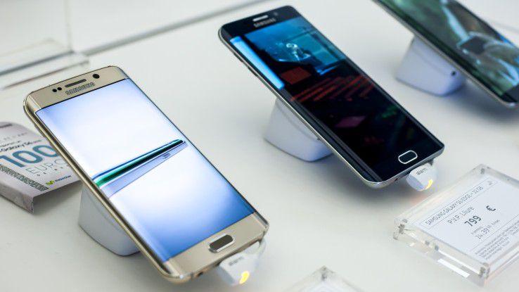 Gerüchten zufolge hat sich Samsung für das Galaxy S8 ganz neue Features ausgedacht.