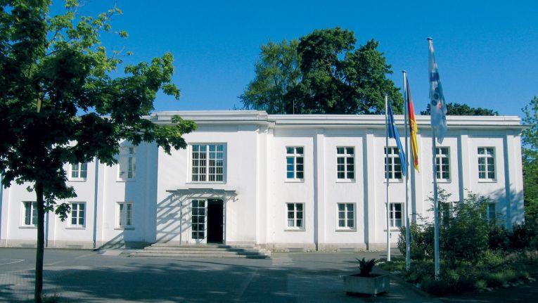 Das Bundeskartellamt in Bonn wird 60.
