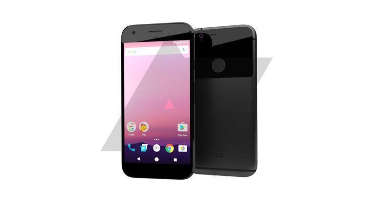 Design der neuen Nexus-Smartphones 2016.