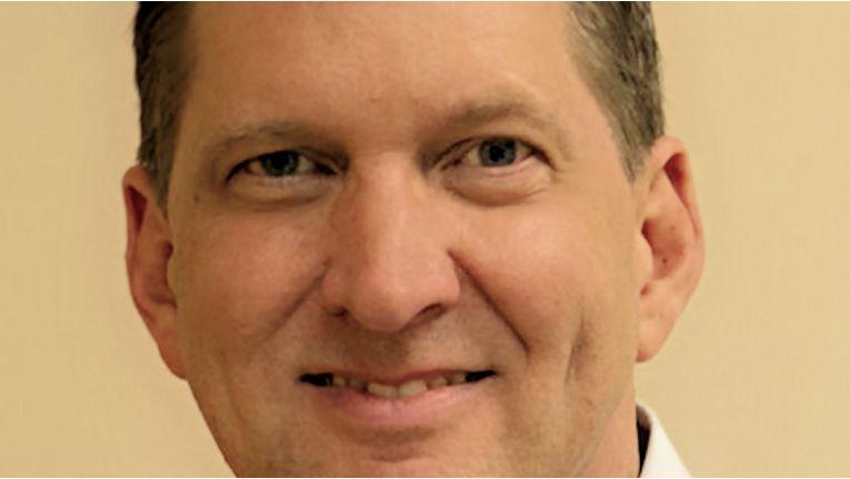 Michael Peveler, Vice President of Global Sales bei WePresent, verantwortet die weltweite Vermarktung der auf der ISE 2016 ausgezeichneten Produkte.